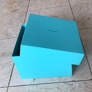 Large Tiffany & Co. Box